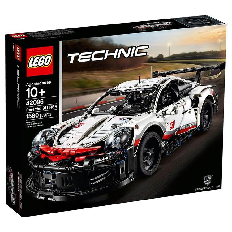 樂高積木 LEGO《 LT 42096 》科技 Technic 系列 - Porsche 911 RS