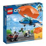 樂高積木 LEGO《 LT60208 》City 城市系列 - 航警降落傘追捕