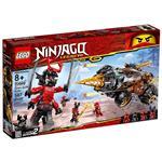 樂高積木 LEGO《 LT70669 》 NINJAGO 旋風忍者系列 - 阿剛的鑽土機