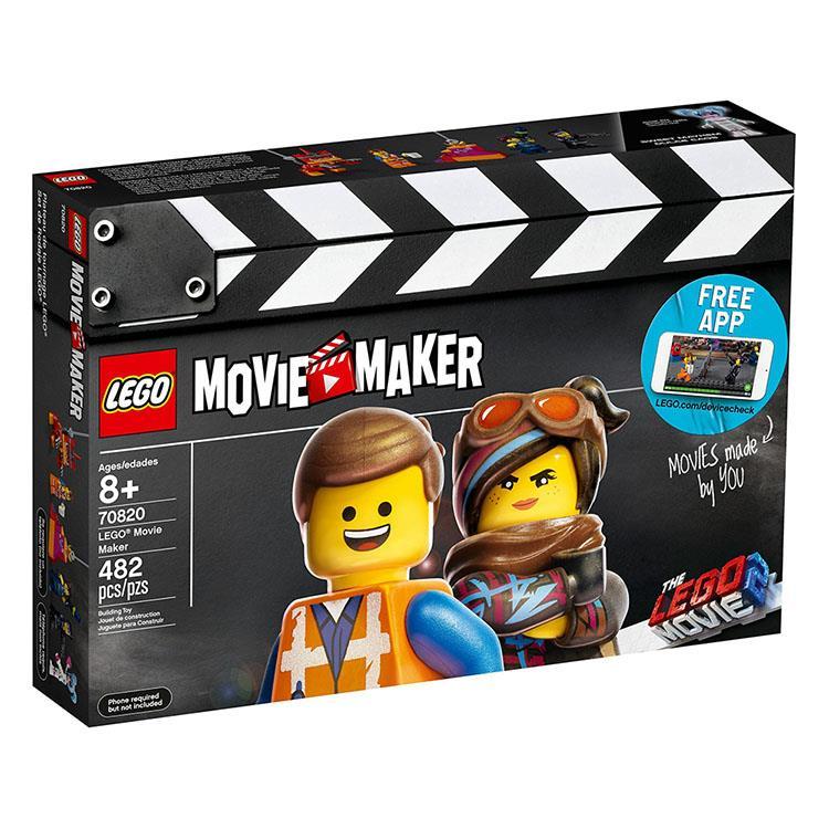 樂高積木 LEGO 2018《 LT70820 》樂高玩電影系列 - LEGO® Movie Mak