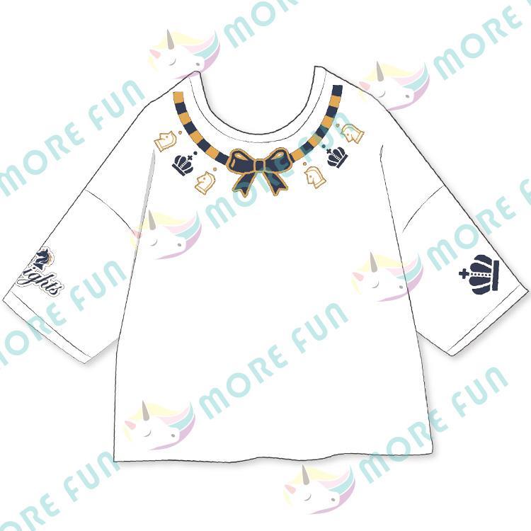 偶像夢幻祭-團體落肩T-shirt-Knights