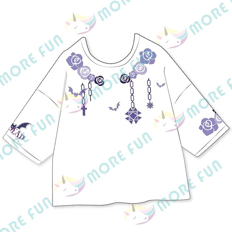 偶像夢幻祭-團體落肩T-shirt-UNDEAD