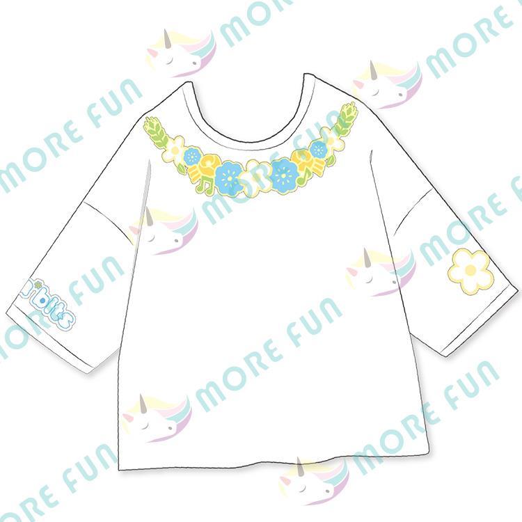 偶像夢幻祭-團體落肩T-shirt-Ra*bits