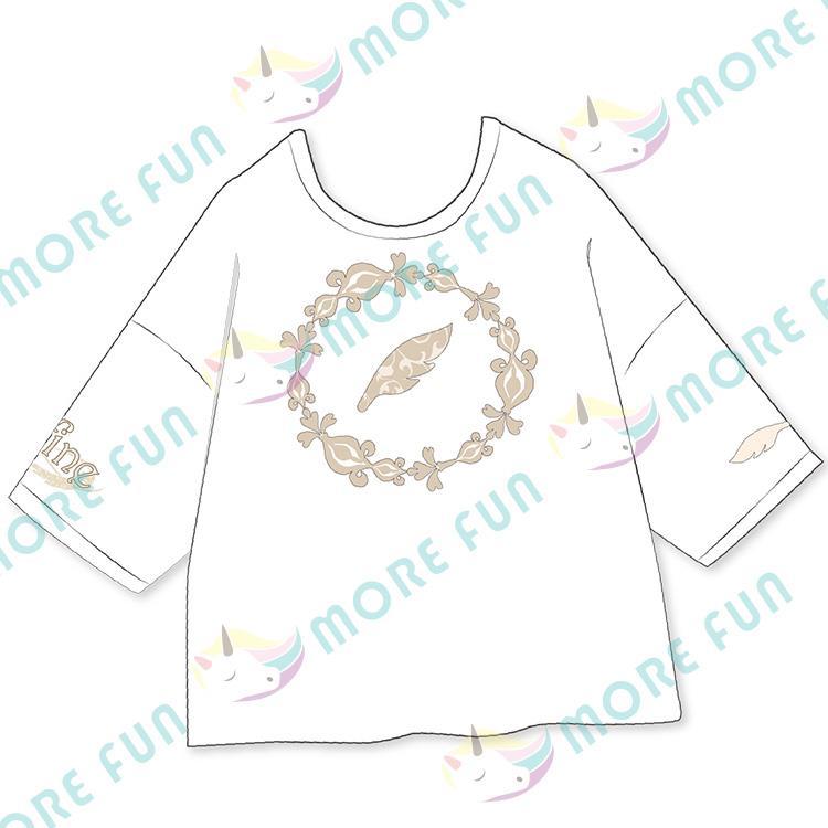 偶像夢幻祭-團體落肩T-shirt-fine