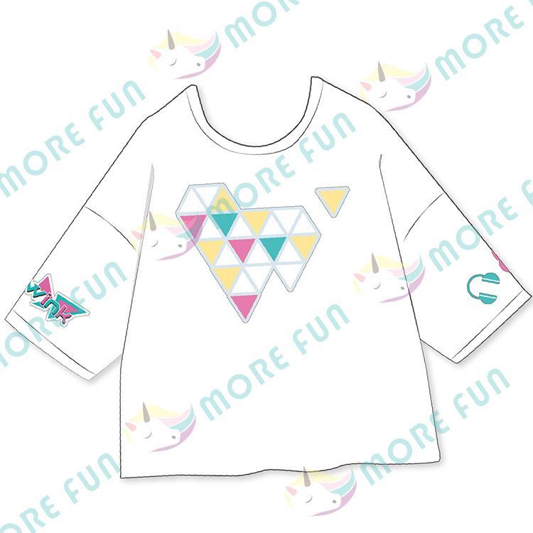 偶像夢幻祭-團體落肩T-shirt-2wink