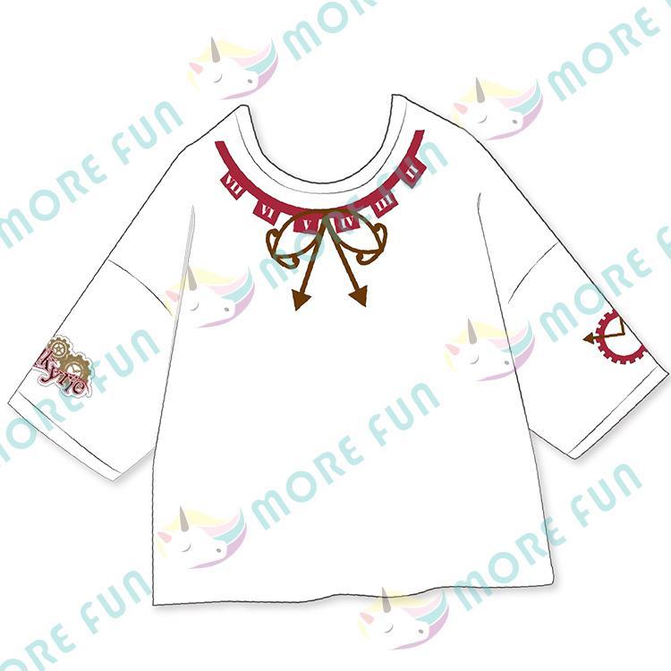 偶像夢幻祭-團體落肩T-shirt-Valkyrie