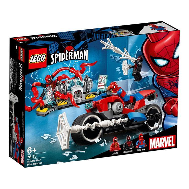 樂高積木 LEGO《 LT76113 》SUPER HEROES 超級英雄系列 - Spider-M