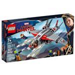 樂高積木 LEGO《 LT76127 》SUPER HEROES 超級英雄系列 - 驚奇隊長與史克魯