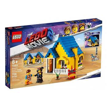 樂高積木 LEGO《 LT 70831  》樂高玩電影系列 - Emmet's Dream House