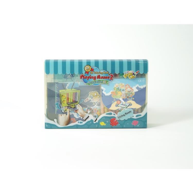 韓國 VUIDEA AR兒童英語教學繪本/遊戲屋/歡樂客廳