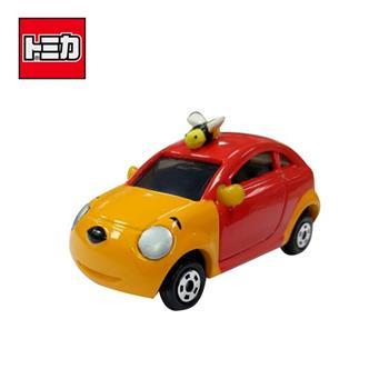 TOMICA DMA-02 夢幻 維尼 小車 10周年 玩具車 小熊維尼 Disney Motors