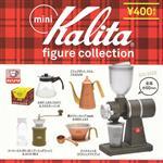 全套5款 Kalita 迷你咖啡器材 扭蛋 轉蛋 模型