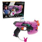 《NERF 樂活打擊》決戰系列 - Overwatch鬥陣特攻 D.VA 子彈槍Blaste