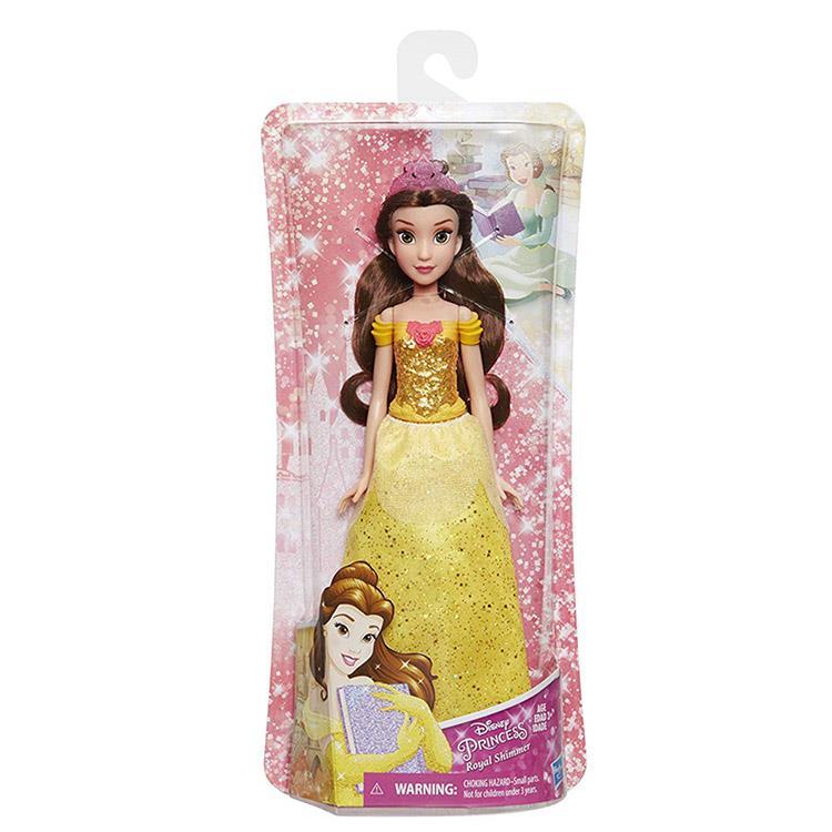《 Disney 迪士尼 》閃亮公主系列 - 美女與野獸 貝兒