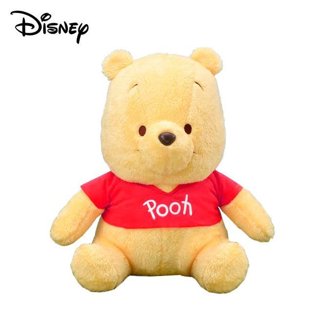 小熊維尼 絨毛玩偶 35cm 娃娃 玩偶 擺飾 維尼 Winnie 迪士尼 Disney SEGA