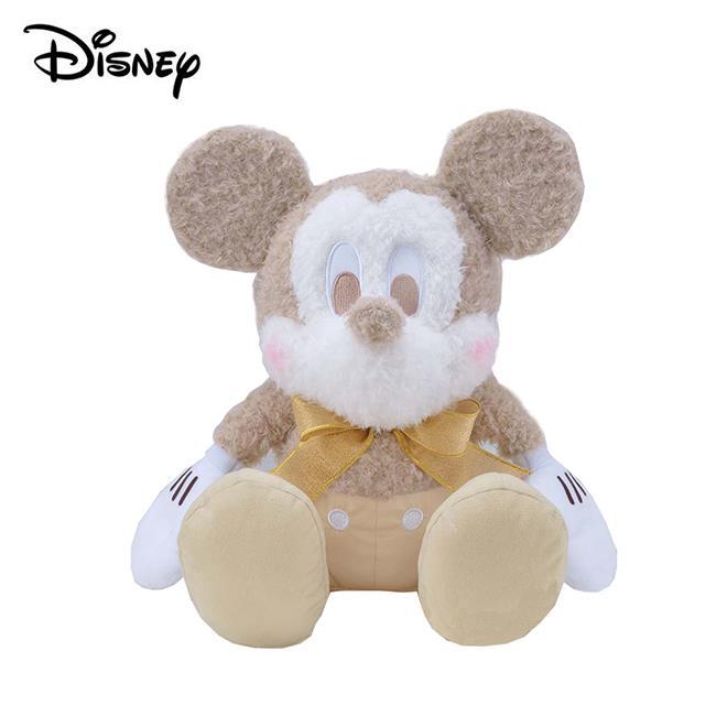 米奇 白金版 絨毛玩偶 36cm 娃娃 玩偶 擺飾 Mickey 迪士尼 Disney SEGA