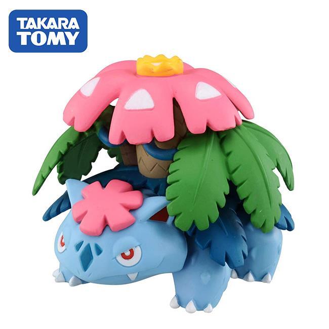 妙蛙花 寶可夢 造型公仔 MONCOLLE-EX 模型 神奇寶貝 TAKARA TOMY
