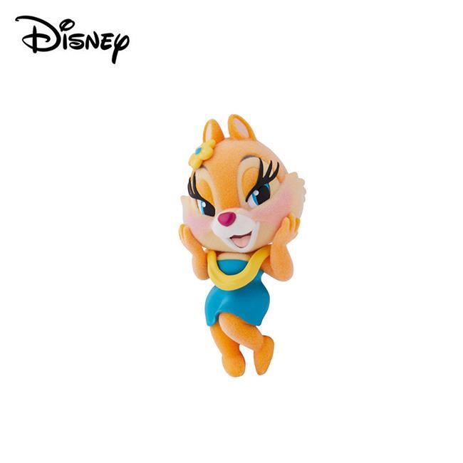 毛茸茸 奇奇蒂蒂 克莉絲 公仔 模型 Fluffy Puffy 迪士尼 Banpresto 萬普