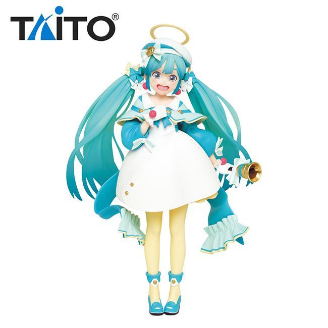初音未來 原創冬服 Ver. 2nd 公仔 模型 18cm MIKU 初音 TAITO