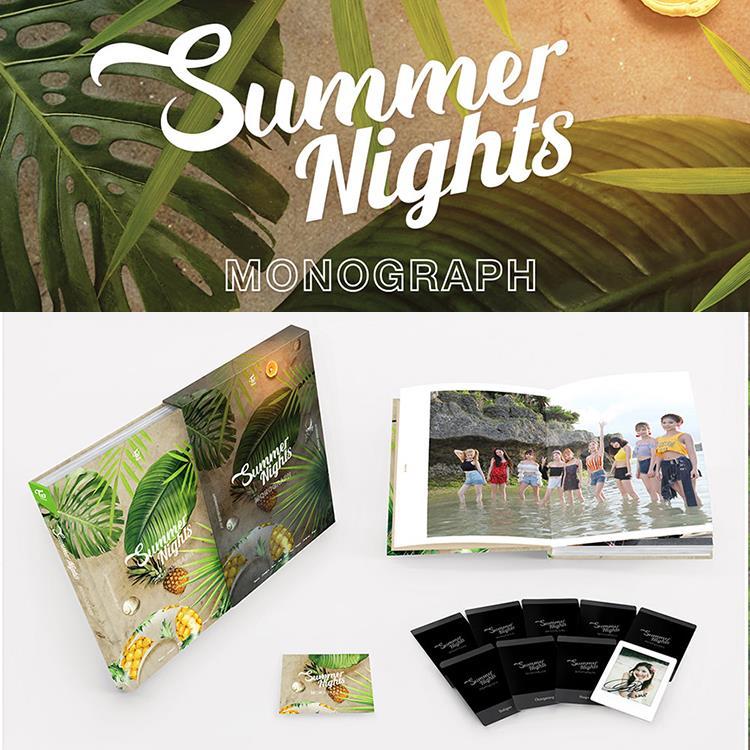 TWICE MONOGRAPH Summer Nights 寫真書