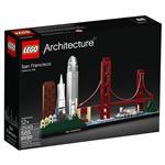 樂高積木 LEGO《 LT21043 》ARCHITECTURE 世界建築系列 - 舊金山