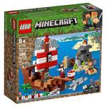 樂高積木 LEGO《 LT21152 》Minecraft 系列 - The Pirate Ship