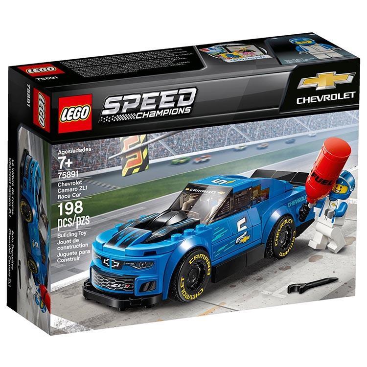 樂高積木 LEGO《 LT 75891 》SPEED CHAMPIONS 系列 - Chevrolet