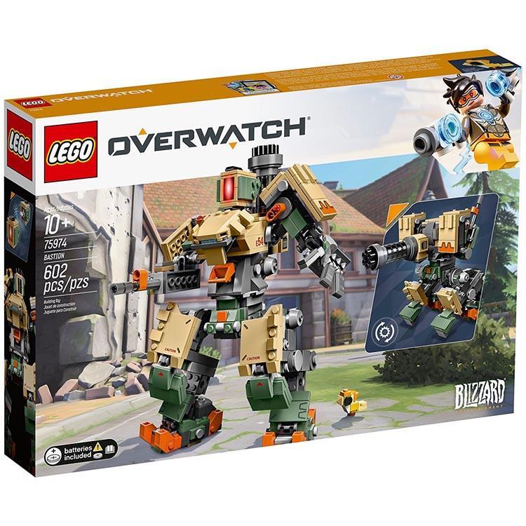 樂高積木 LEGO《 LT75974 》Overwatch 鬥陣特攻系列 - 壁壘機兵