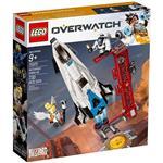 樂高積木 LEGO《 LT75975 》Overwatch 鬥陣特攻系列 - 捍衛者基地:直布羅陀