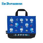 哆啦A夢 棉布 手提袋 補習袋 多功能提袋 日本製 小叮噹 DORAEMON 三麗鷗