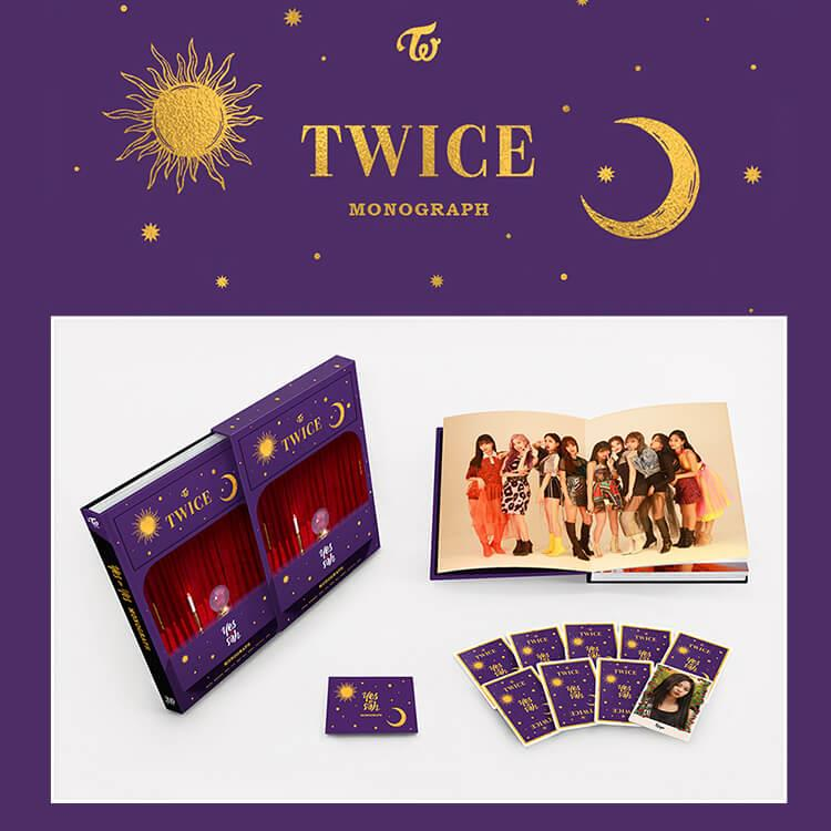 TWICE MONOGRAPH YES or YES 寫真書