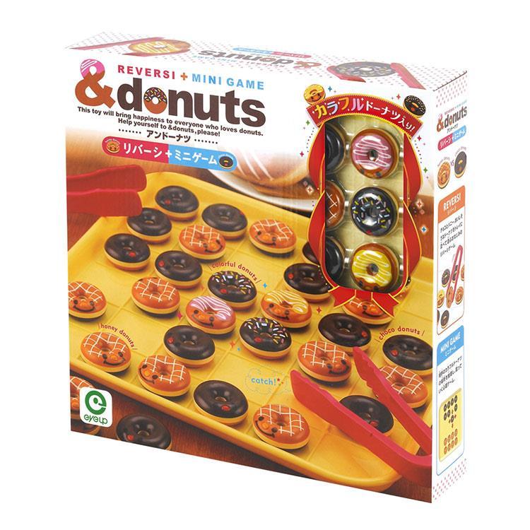 《 日本 EyeUp 》甜甜圈遊戲組