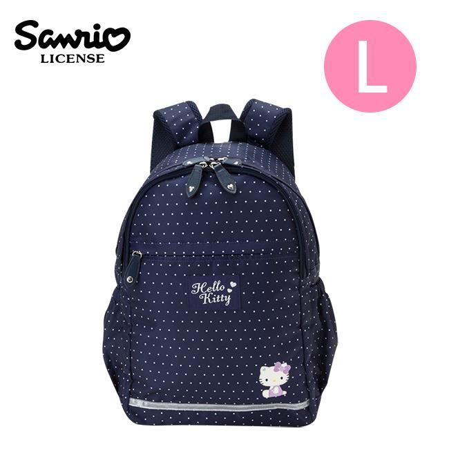 凱蒂貓 兒童背包 L號 後背包 背包 書包 Hello Kitty 三麗鷗 Sanrio