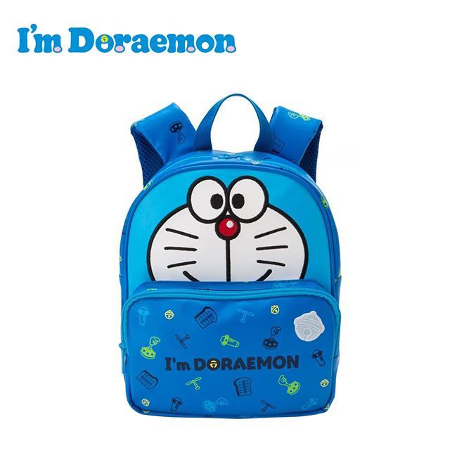 哆啦A夢 皮質 兒童背包 後背包 背包 書包 小叮噹 DORAEMON 三麗鷗 Sanrio