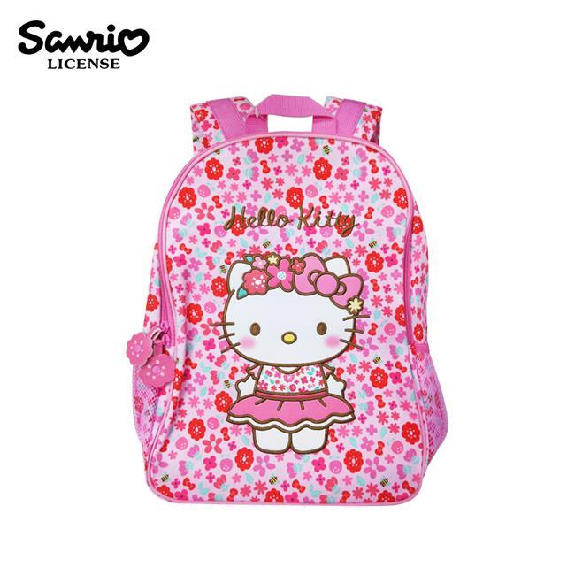 凱蒂貓 花冠系列 後背包 背包 書包 Hello Kitty 三麗鷗 Sanrio