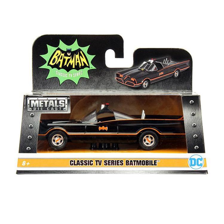 JADA TOYS-1:32合金系列 DC 蝙蝠車 1966經典