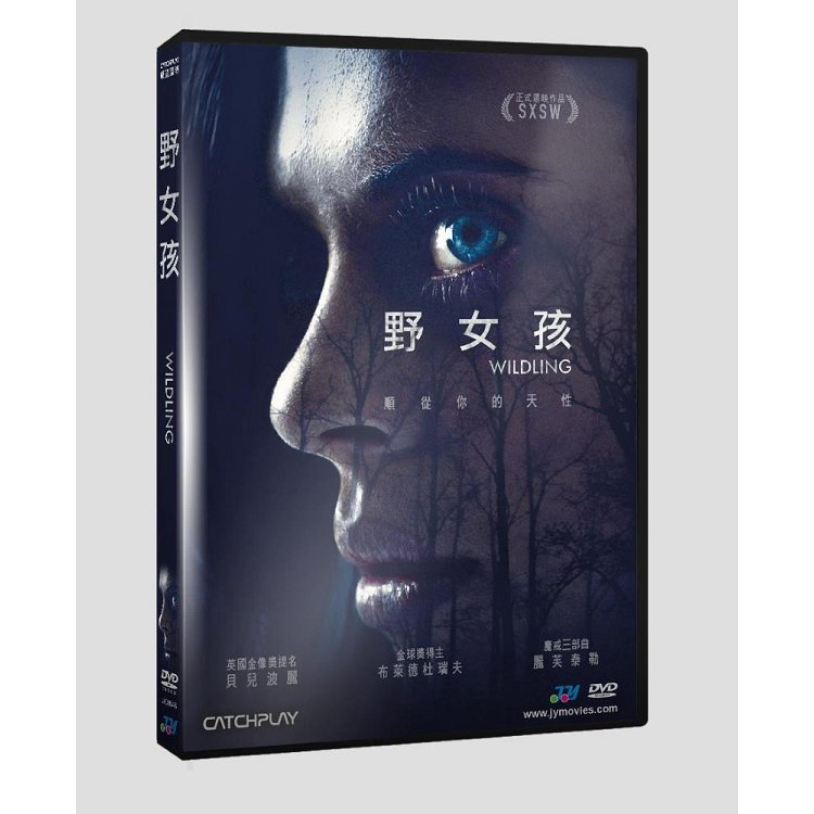 野女孩DVD