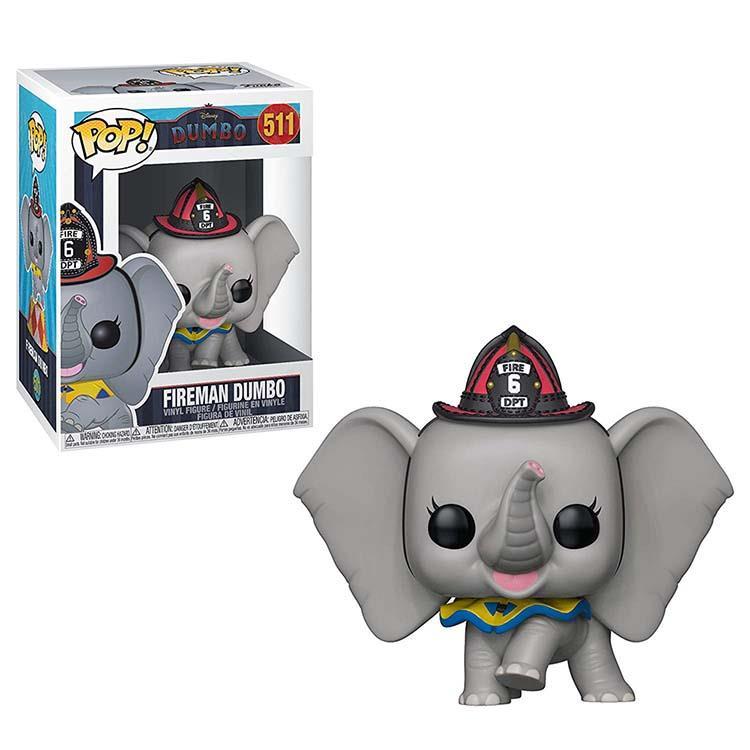 POP!系列Q版公仔 迪士尼系列:小飛象真人版-消防員裝