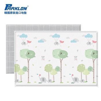 【虎兒寶】PARKLON 韓國帕龍泡泡墊-大象新樂園 雙面厚4CM地墊