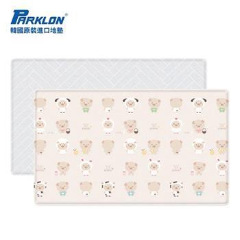 【虎兒寶】PARKLON 韓國帕龍泡泡墊-小豬變變變 雙面厚4CM地墊