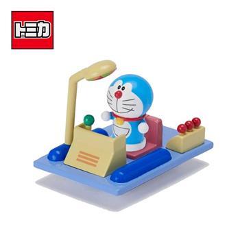 TOMICA 騎乘系列 R04 哆啦A夢 x 時光機 小叮噹 玩具車 多美小汽車