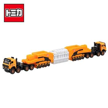 TOMICA NO.127 賓士 4850 240型 壓路機 工程車 玩具車 長盒 多美小汽車