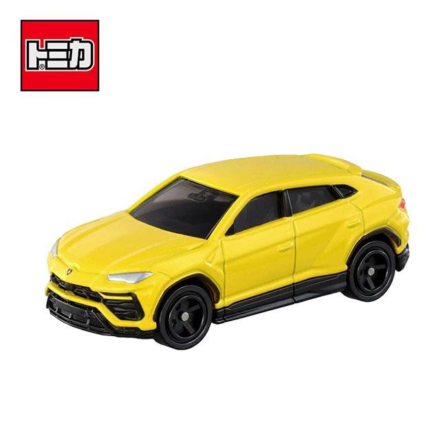 TOMICA NO.16 藍寶堅尼 Urus 跑車 玩具車 多美小汽車