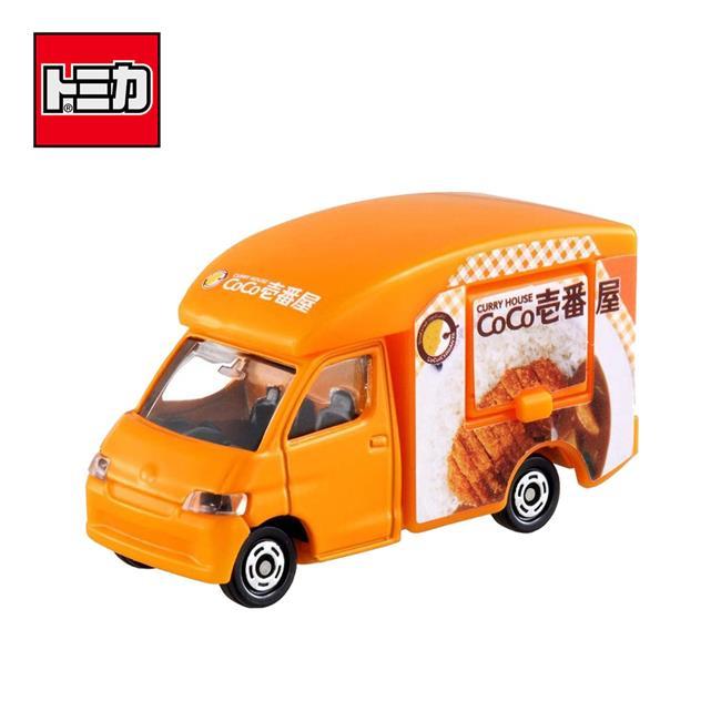 TOMICA NO.91 CoCo 壹番屋 咖哩餐車 移動販賣車 玩具車 多美小汽車