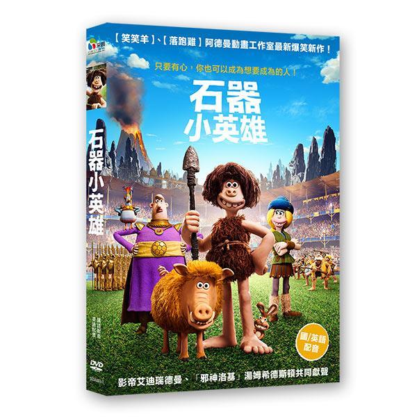石器小英雄  DVD