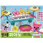 Pinkfong 碰碰狐韓國原裝鋼琴打鼓組