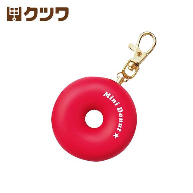 迷你甜甜圈 防身警報器 85分貝 防犯警報器 安全警報器 高分貝警報器