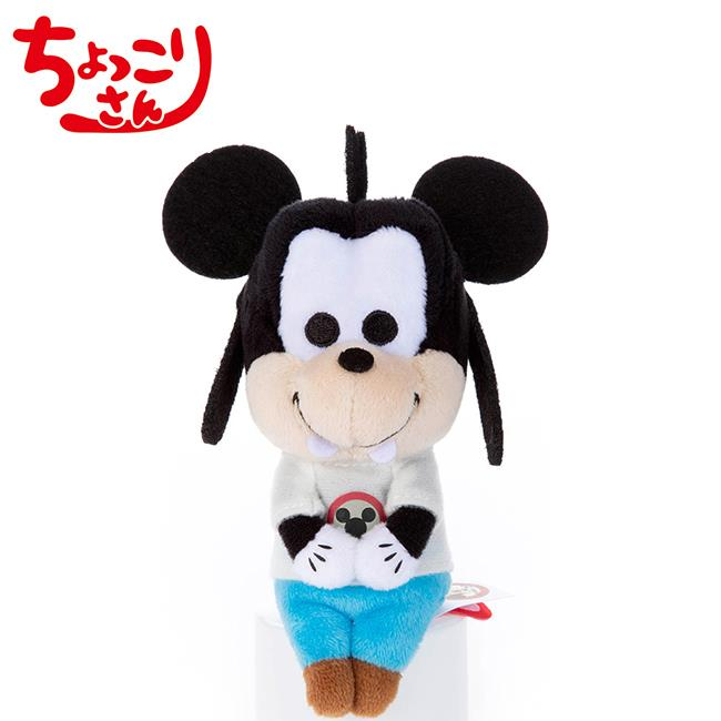 米奇俱樂部 排排坐玩偶 Chokkorisan 玩偶 拍照玩偶 公仔 迪士尼 Disney