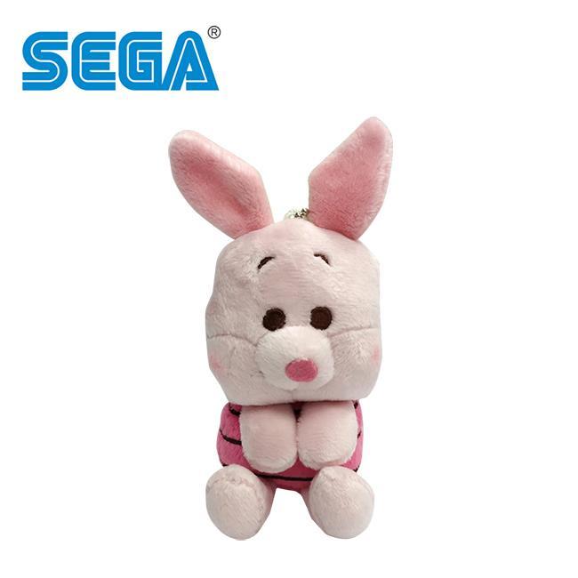 小豬 絨毛玩偶 吊飾 娃娃 皮傑 Piglet 小熊維尼 迪士尼 SEGA