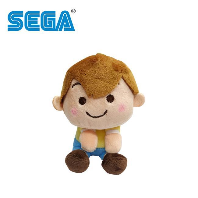 克里斯多福 絨毛玩偶 吊飾 娃娃 小熊維尼 迪士尼 SEGA